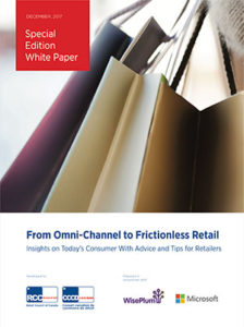 From Omni-Channel to Frictionless Retail